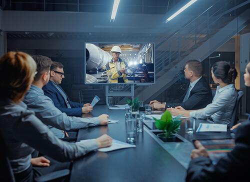 Soluzioni Di Video Conference