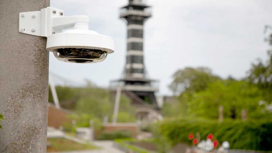 Telecamera Panoramica Axis
